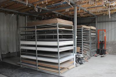 天卓工厂—板材车间