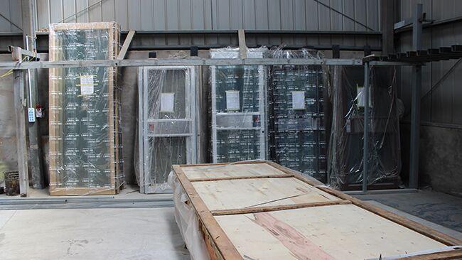 天卓工厂—包装车间