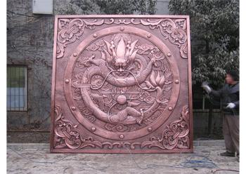 03-铜浮雕