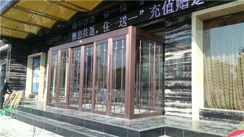西安玻璃自动门