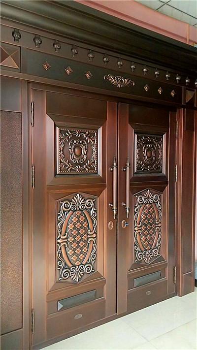 西安纯铜别墅门