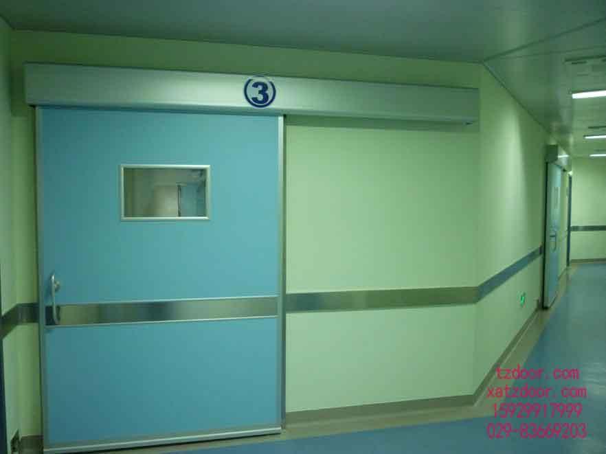 自动医用门