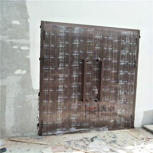 高陵博物馆铜门工程案例