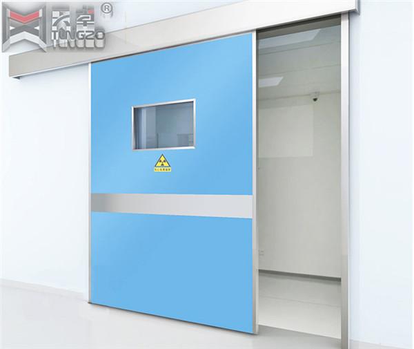 医用防辐射自动门