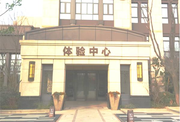 【西安铜门】 纯铜地弹门——龙湖地产纯铜地弹门