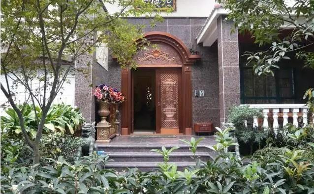 铜门别墅铜门