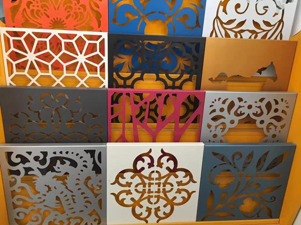 西安幕墙雕刻铝单板,可定制图案花纹